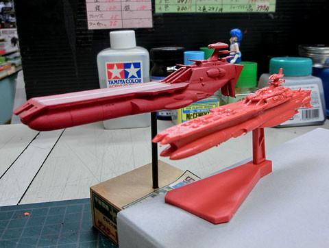 メカコレクション ダロルド プラモデル サンプル製作レビュー タギミ
