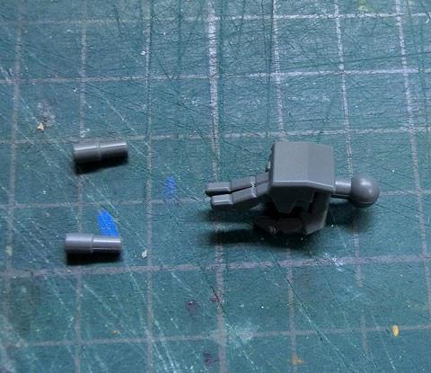 和弓 プラアクトオプションシリーズ02 プラモデル キット製作レビュー タギミ