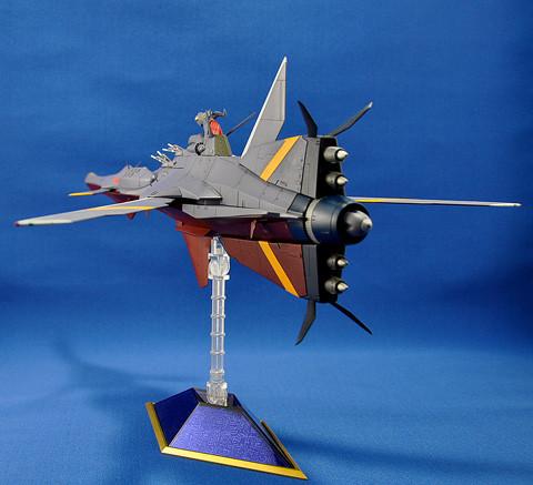 No.01 1/1000 N-ノーチラス号 第6回 艦船プラモデルコンテスト タギミ