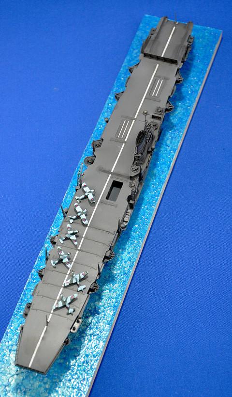 No.05 アークロイヤル 第6回艦船プラモデルコンテスト タギミ
