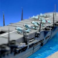 No.05 アークロイヤル  第6回 艦船プラモデルコンテスト