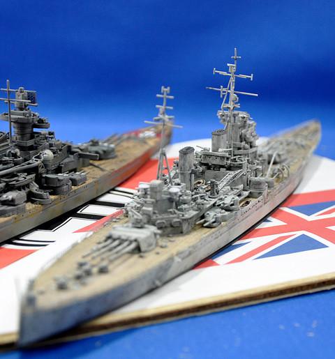 No.06 姉妹 第6回艦船プラモデルコンテスト タギミ