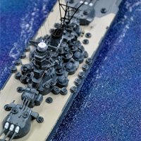 No.09 艦これ 大和 第6回 艦船プラモデルコンテスト タギミ