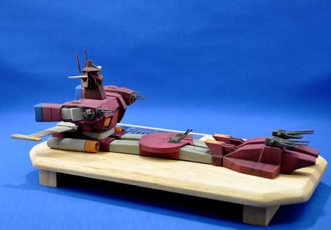 No.12 アイアンギアー 第6回艦船プラモデルコンテスト タギミ