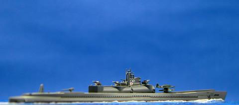 No.14 伊-401 第6回艦船プラモデルコンテスト タギミ