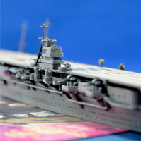 No.13 翔鶴さん 第6回艦船プラモデルコンテスト タギミ