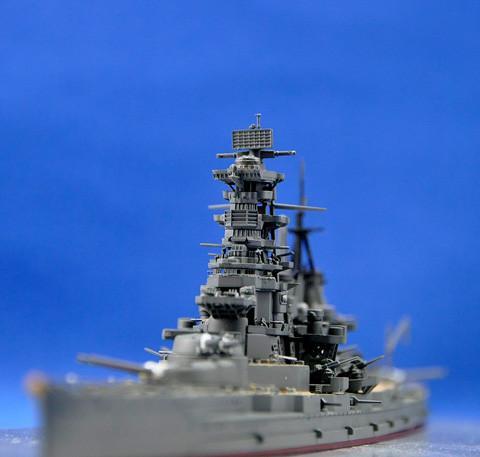 No.16 高速戦艦 榛名 第6回艦船プラモデルコンテスト タギミ
