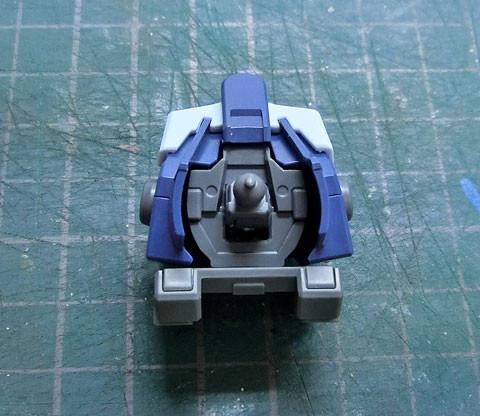 HG 1/144 ディナイアルガンダム プラモデル サンプル製作レビュー タギミ
