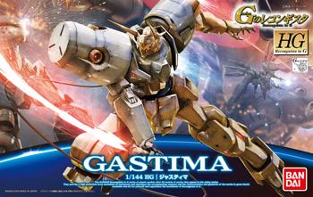 HG 1/144 ジャスティマ プラモデル ガンダム Gのレコンギスタ バンダイ