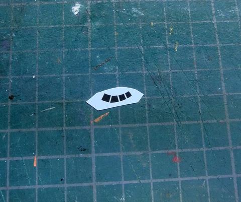 メカコレクション No.01 ジェットビートル サンプル 組み立て バンダイ