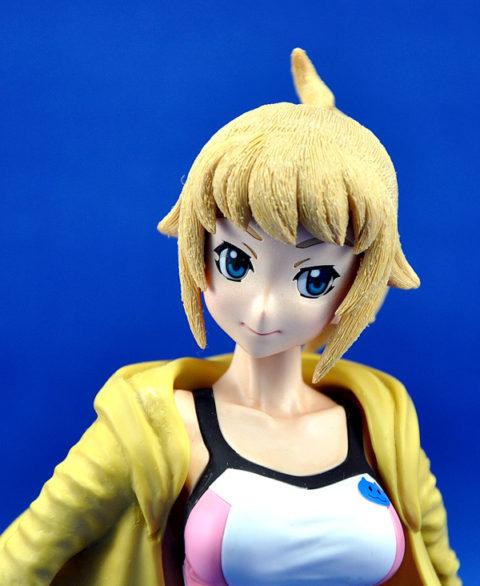 ふみな先輩 第14回キャラクタープラモデルコンテスト タギミ