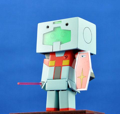 No.15 ジムンボン 第14回キャラクタープラモデルコンテスト