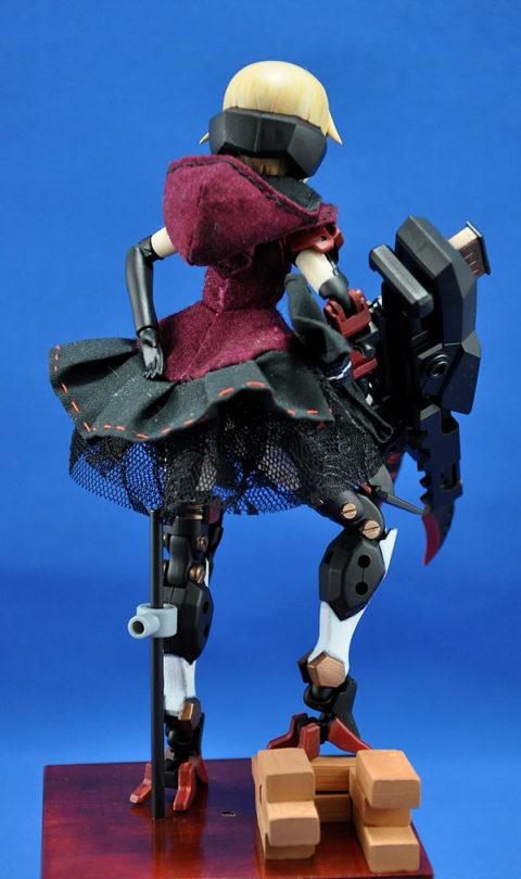 No.25 グリムリッパー 第14回キャラクタープラモデルコンテスト
