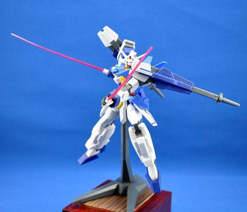 No.26 ダブルバレット ブルー ver. 第14回キャラクタープラモデルコンテスト
