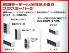 MSタンク 01 ビルダーズパーツHD プラモデル バンダイ タギミ