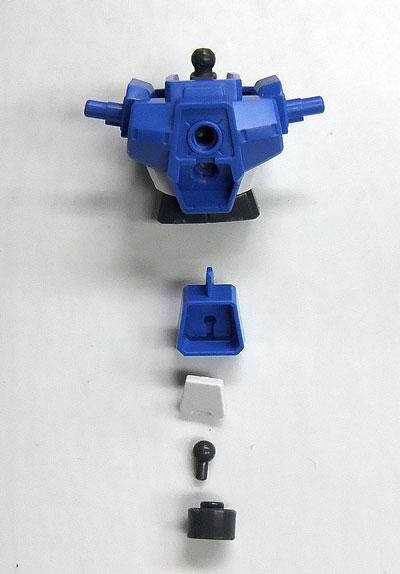 HG 1/144 アデル ディーバ連邦所属カラー 機動戦士ガンダムAGE プラモデル バンダイ