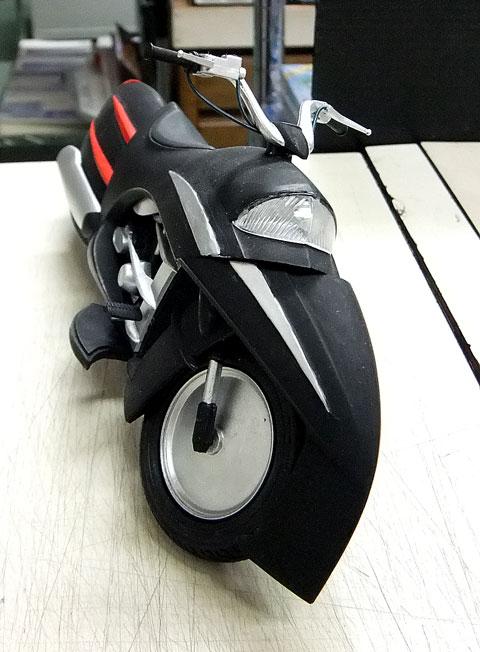No.3 レベル 1/12 バットマン&ロビン Mr.フリーズの逆襲 レッドバード 第1回 バイクプラモデル限定コンペ 極私的プラモデルコンペ