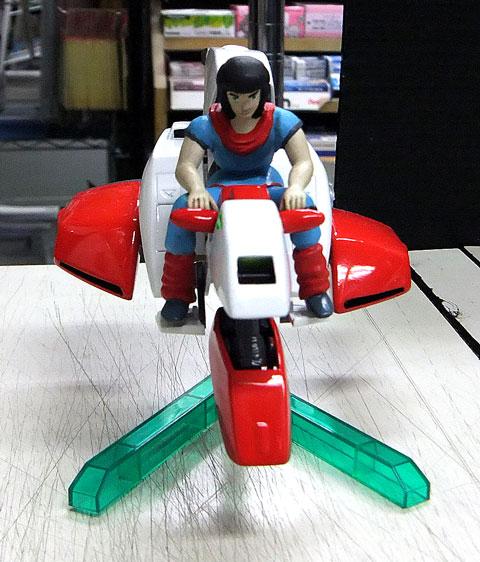 バンダイ 1/24 スパイラルフロー 第1回 バイクプラモデル限定コンペ 極私的プラモデルコンペ