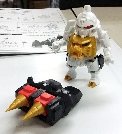 D-スタイル スターガオガイガー 勇者王ガオガイガー プラモデル コトブキヤ