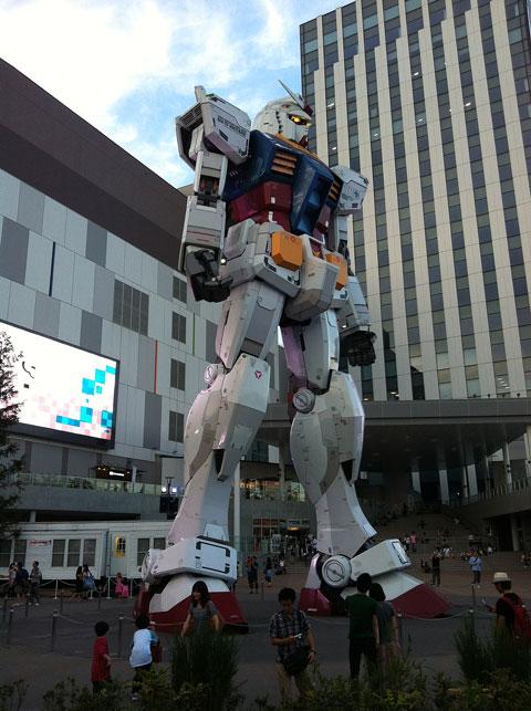 RG 1/1 RX-78-2ガンダムVer.GFT ガンダムフロント東京