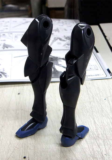 HG 1/144 ガフラン 機動戦士ガンダムAGE プラモデル バンダイ