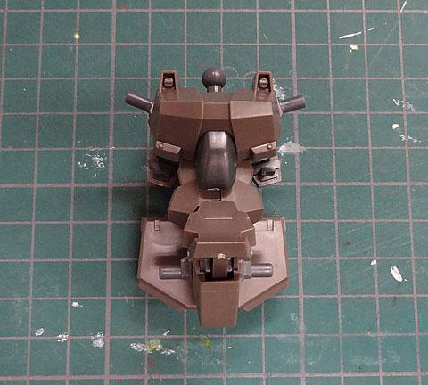 1/100 三二式一型 轟雷 プラモデル キット製作レビュー フレームアームズ コトブキヤ