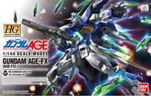 HG 1/144 ガンダムAGE-FX プラモデル 機動戦士ガンダムAGE