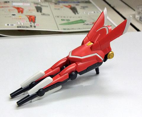 LBX Σオービス ダンボール戦機W プラモデル バンダイ
