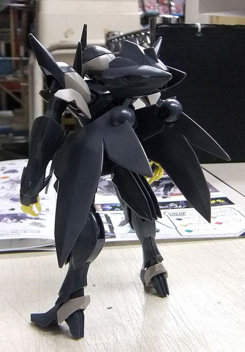 HG 1/144 ゼダス 機動戦士ガンダムAGE プラモデル バンダイ