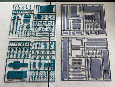 1/100 アーマード・ファクトリー プラモデル サンプル製作レビュー 超時空要塞マクロス タギミ