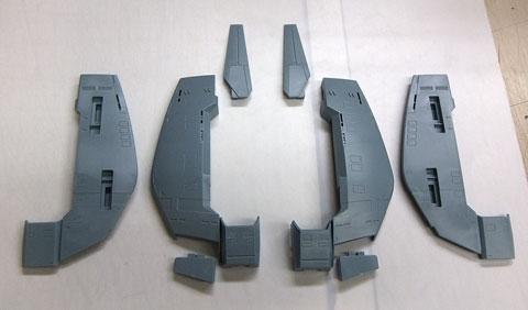 HG 1/144 ベースジャバー ユニコーンVer. プラモデル 機動戦士ガンダムUC バンダイ