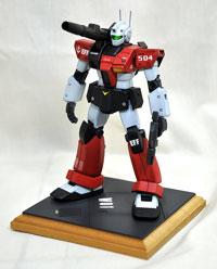 No.04 RGC-80C ジムキャノン改 シニア部門 第10回 キャラクタープラモデルコンテスト
