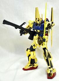 No.06 HG 百式 シニア部門 第10回 キャラクタープラモデルコンテスト