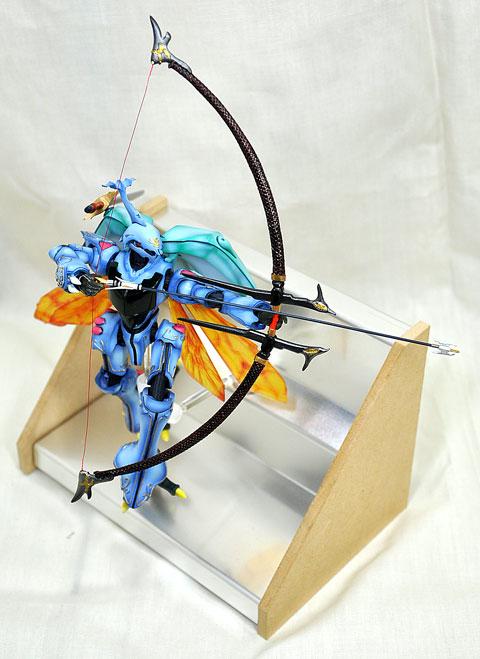 No.11 ダンバイン(リ・ターナー) シニア部門 第10回 キャラクタープラモデルコンテスト
