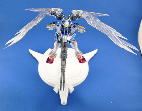 No.08 ツインバスターライフル発射 大人部門 第11回 キャラクタープラモデルコンテスト タギミ