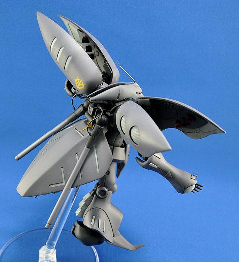 No.21 1/144 量産型キュベレイ 大人部門 第11回 キャラクタープラモデルコンテスト タギミ