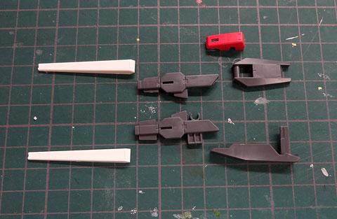HG 1/144 クランシェ プラモデル サンプル製作レビュー 機動戦士ガンダムAGE バンダイ