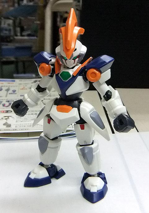 LBX エリシオン プラモデル ダンボール戦機W バンダイ
