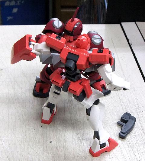 HG 1/144 ジェノアス 作例 機動戦士ガンダムAGE プラモデル バンダイ