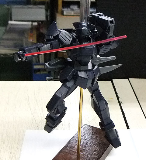 HG 1/144 Gエグゼス ジャックエッジ プラモデル 機動戦士ガンダムAGE バンダイ