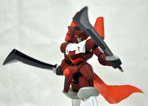 No.16 ペルセウス爆斗 第2回 ダンボール戦機LBXプラモデルコンテスト