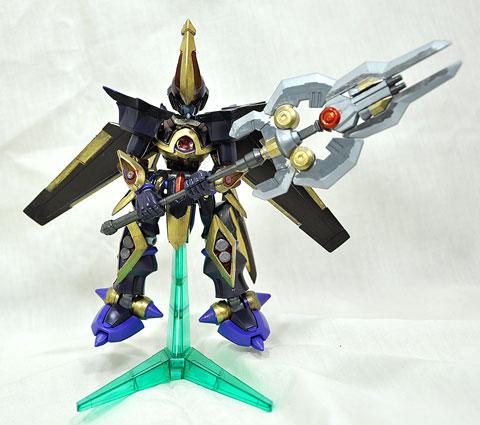 No.17 魔オーディーン 第2回 ダンボール戦機LBXプラモデルコンテスト