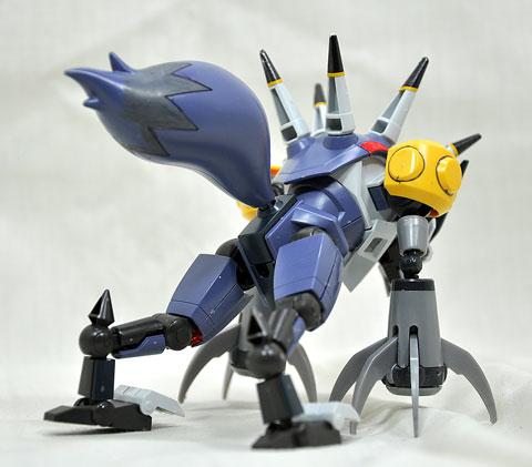 No.18 ハンター 第2回 ダンボール戦機LBXプラモデルコンテスト