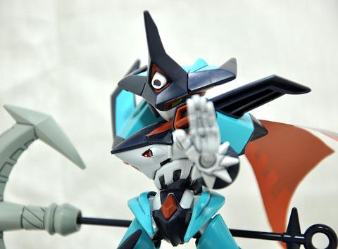 No.15 素組みトリトーン 第2回 ダンボール戦機LBXプラモデルコンテスト
