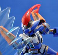 No.10 必殺ファンクション!コスモスラッシュ ジュニアLBX部門  第4回 ダンボール戦機 LBXプラモデルコンテスト