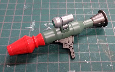 LBXカスタマイズDXセット プラモデル ダンボール戦機 サンプル製作レビュー バンダイ
