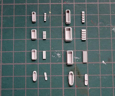 MSタンク01 ビルダーズパーツHD プラモデル サンプル製作レビュー タギミ