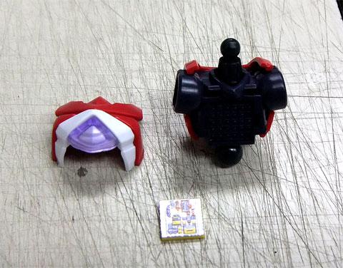 LBX パンドラ ダンボール戦機 プラモデル バンダイ