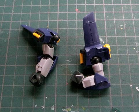 LBX プロト・I プラモデル サンプル製作レビュー ダンボール戦機W タギミ バンダイ