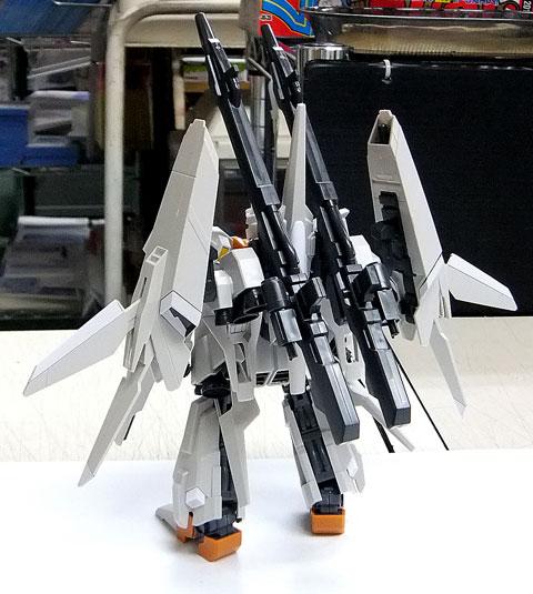 HGUC 1/144 リゼルC型 ディフェンサーbユニット ゼネラル・レビル配備機 機動戦士ガンダムUC プラモデル バンダイ